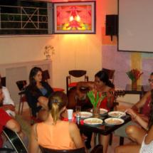 HostelMeteora-guests-relaxing