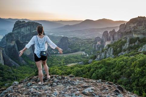 Meteora, Trikala, Greece #1 in Europe's best hidden gems