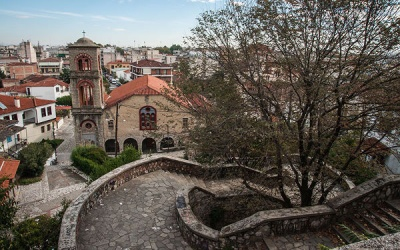 Τρίκαλα: Από το Βαρούσι στο φρούριο
