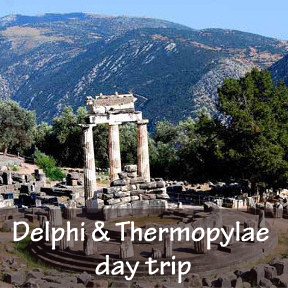 Delphi and Thermopylae Day Trip