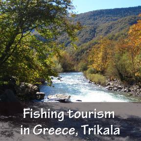 trikala fishing tourism